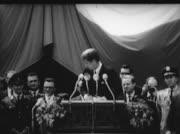 ?Ich bin ein Berliner?-Rede von U.S. Präsident John F. Kennedy in Westberlin