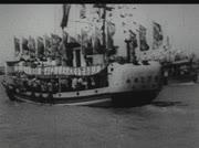 Mao schwimmt im Yangtse