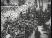 Arabische Demonstration