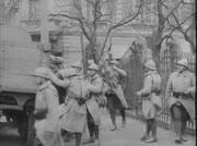 Französische und britische Truppen...